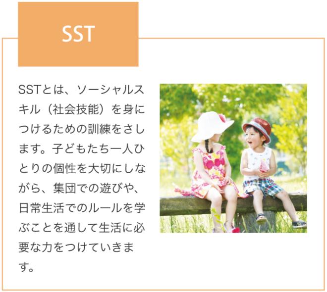 陽気株式会社 チャイルドアカデミーひだまり SST
